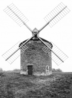 =wind mill Chvalkovice=